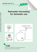 Rainwater harvesting for domestic use