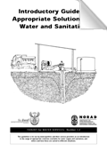 Introductory Guide to Appropriate Solutions for Water and Sanitation