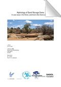 Hydrology of Sand Storage Dams - A case study in the Kiindu catchment, Kitui District, Kenya