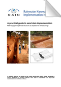 A practical guide to sand dam implementation