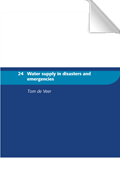 Small Community Water Supplies: Water supply in disasters and emergencies (chapter 24)